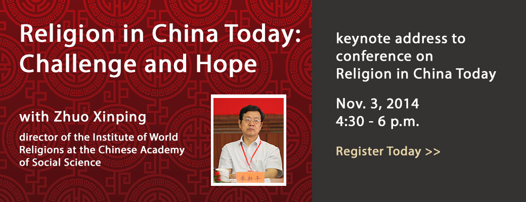 Religion in China Today
